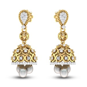 Xeni Diamond Earrings