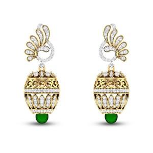 Fiorello Diamond Earrings