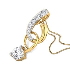 Alair Diamond Pendant