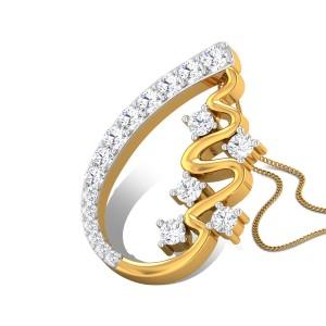 Arian Diamond Pendant