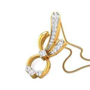 Darlene Diamond Pendant