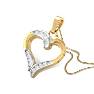 Clementine Diamond Pendant