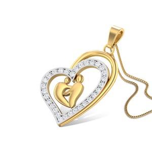 Cleo Diamond Pendant