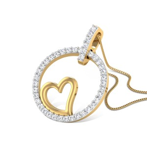 Belinda Diamond Pendant
