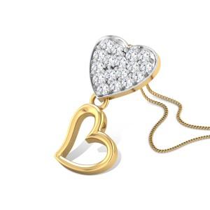 Florence Diamond Pendant