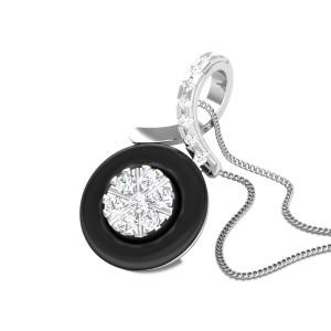 Eleganza Diamond Pendant