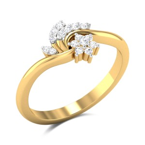 Abiha Diamond Ring