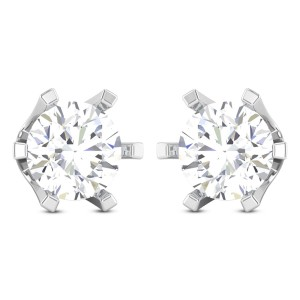 Edolie Solitaire Earring