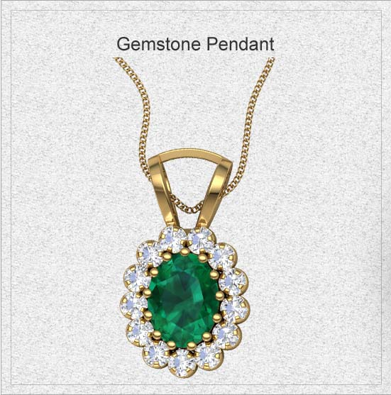 gemstone-pendant