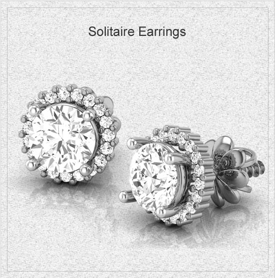 solitaire-earrings